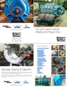 Specialty Bearing & Machine Brochure